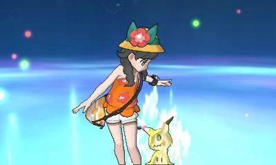 Pokémon Ultrasole e Ultraluna: Mimikyu scaglia la sua nuova mossa Z