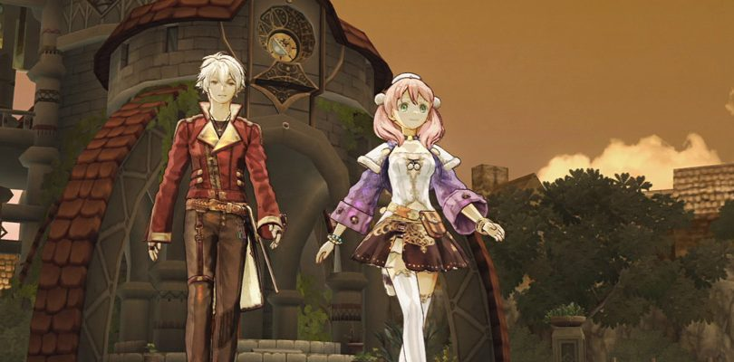 atelier escha and logic alchemist of dusk sky