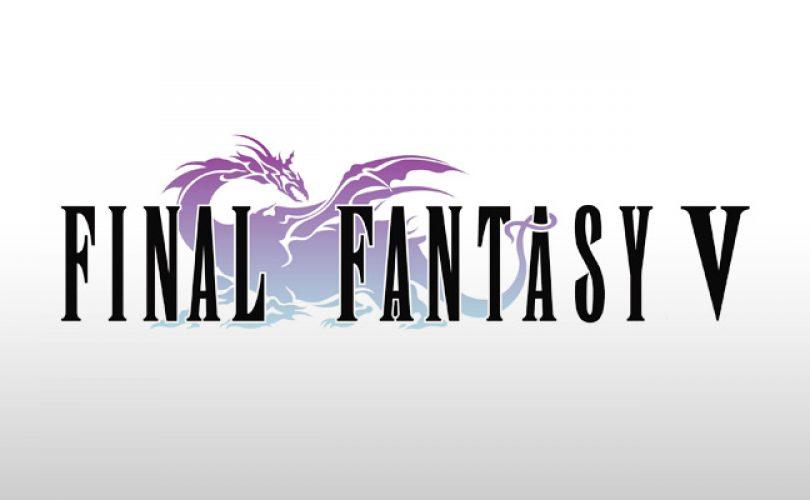 Final Fantasy V disponibile su iOS