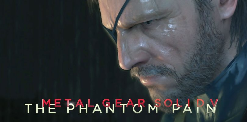 metal gear solid V the phantom pain ground zeroes