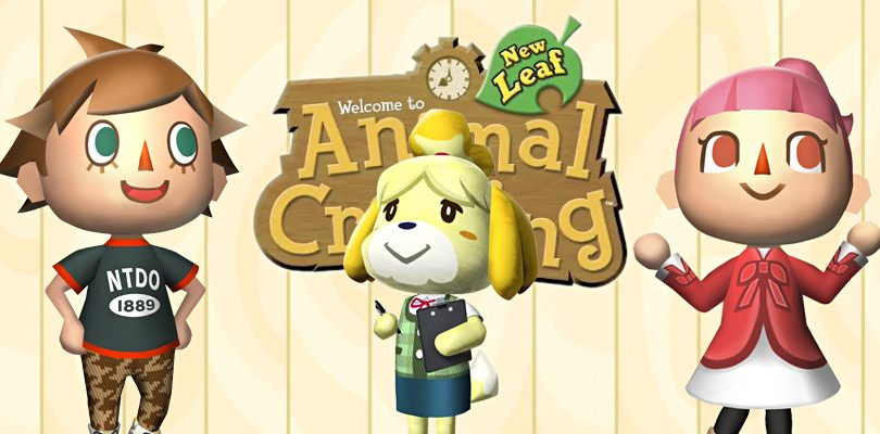 animal crossing new leaf contenuti esclusivi