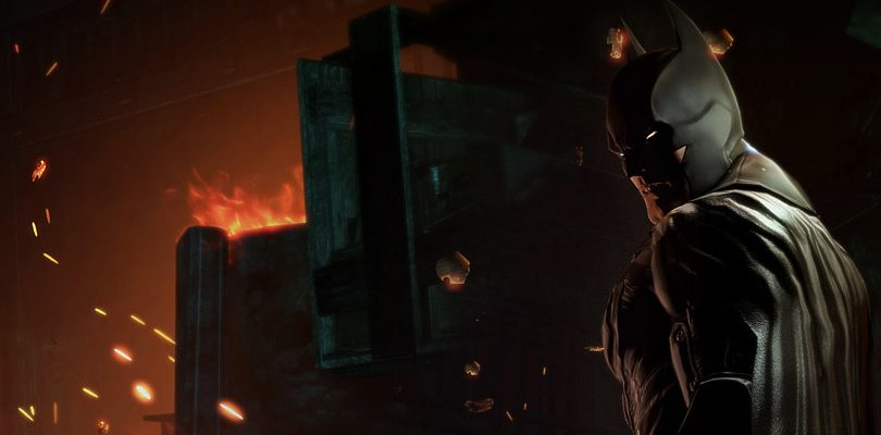 batman arkham origins immagini