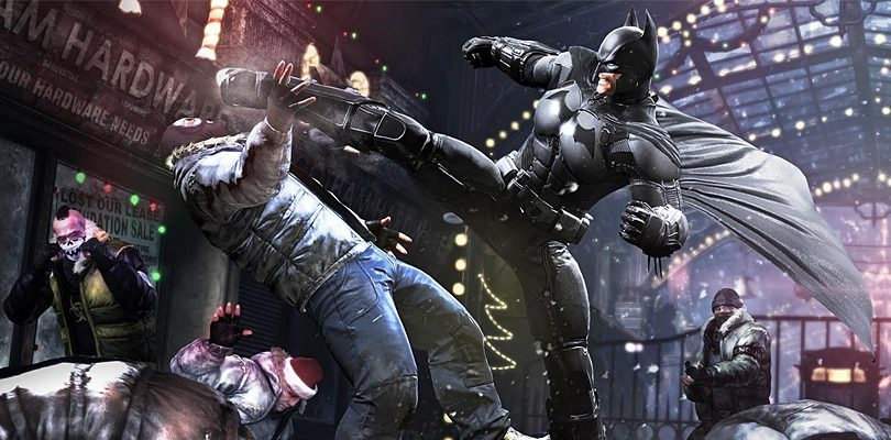 batman arkham origins villain