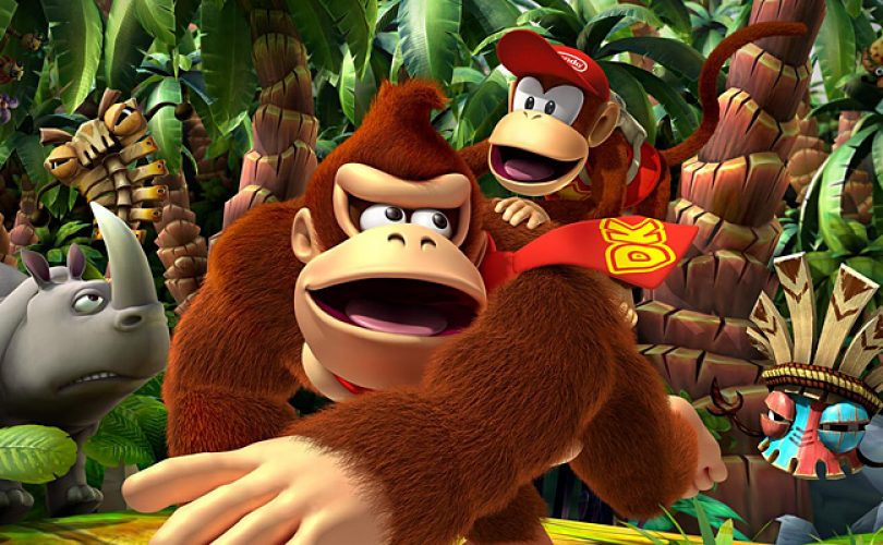 donkey kong country returns 3D offerta