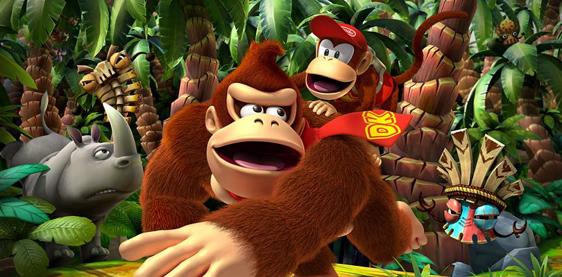 donkey kong country returns 3d1