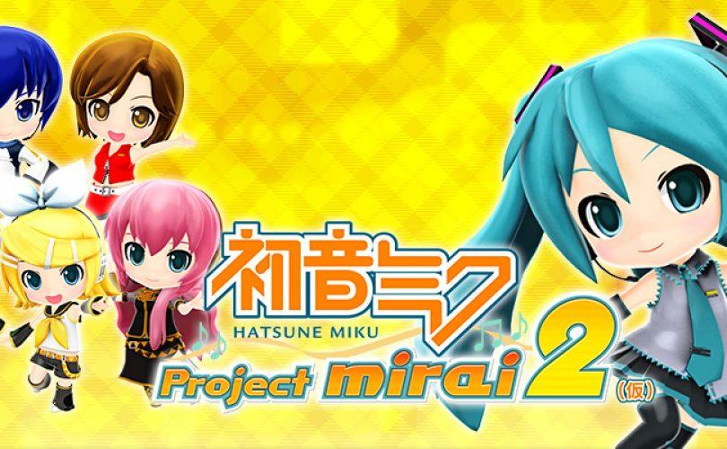 hatsune miku project mirai 21