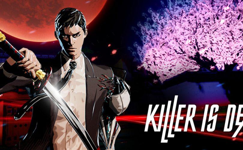 killer is dead visual