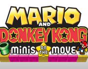Mario and Donkey Kong: Minis on the Move, dal 9 maggio in USA