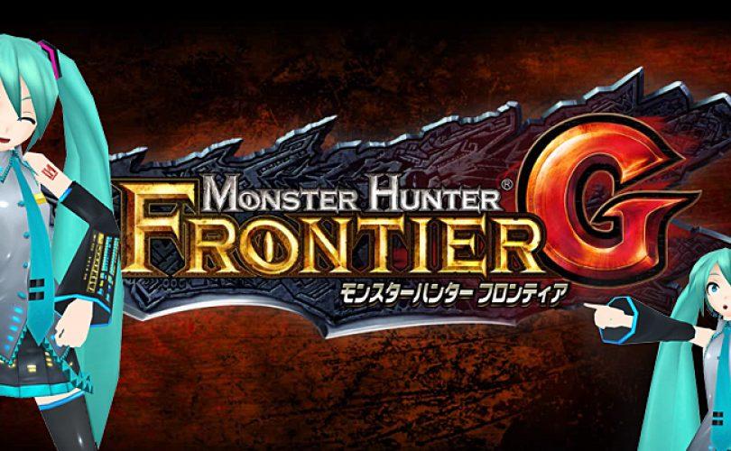 monster hunter frontier g hatsune miku