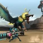 monster hunter frontier g hatsune miku screenshot
