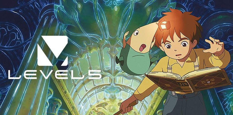 ni no kuni level 5 playstation 4