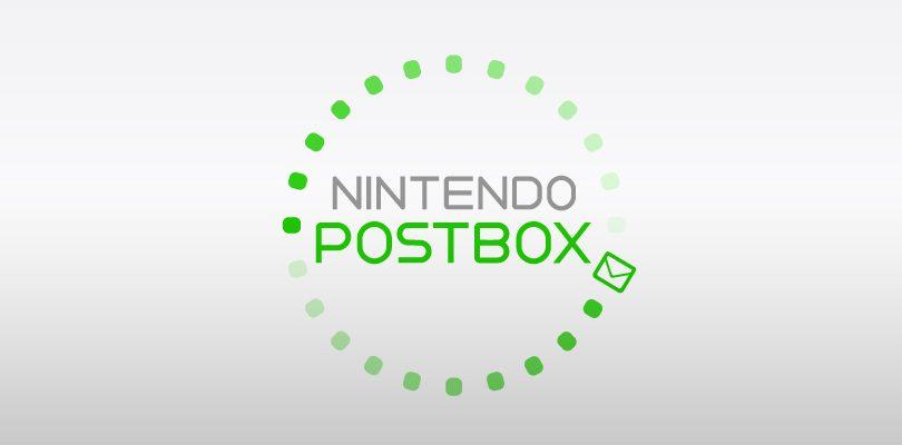 nintendo postbox aggiornamento