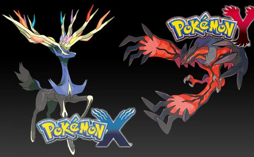 pokemon x y news