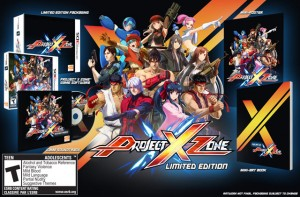 project-x-zone-limited-edition