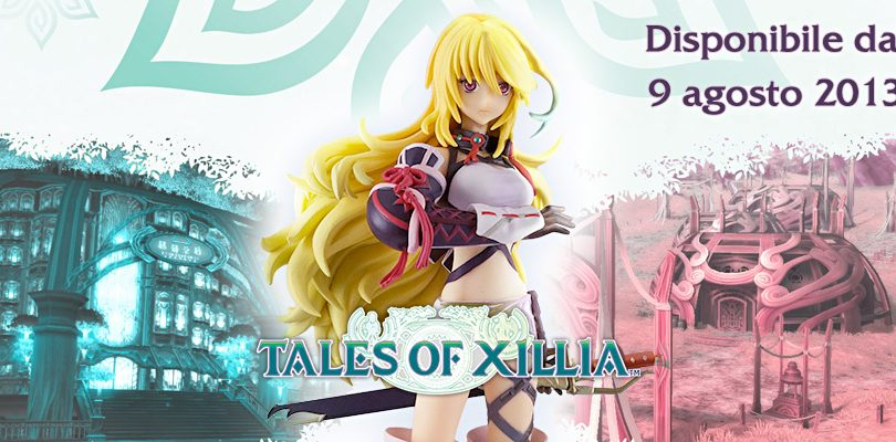 Tales of Xillia: Milla Maxwell Collector Edition dal 9 agosto in Europa