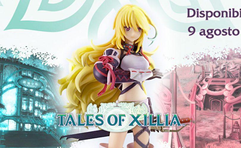 tales of xillia milla maxwell