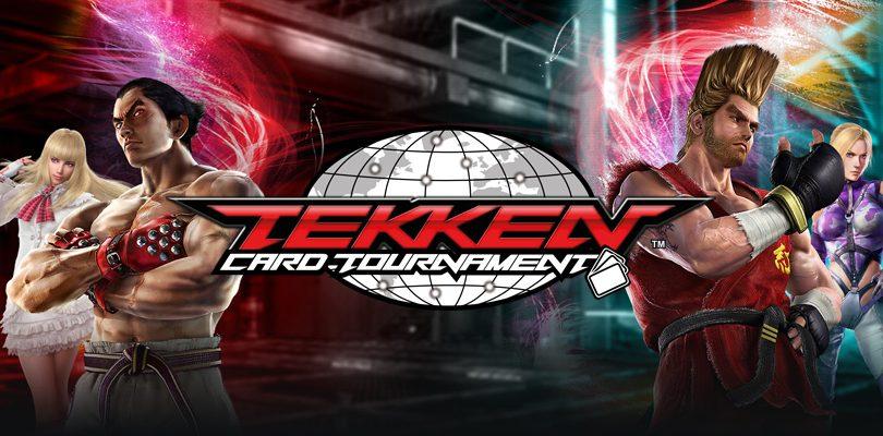 tekken card tournament gratis