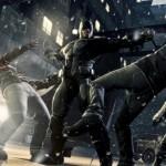 batman arkham origins battle