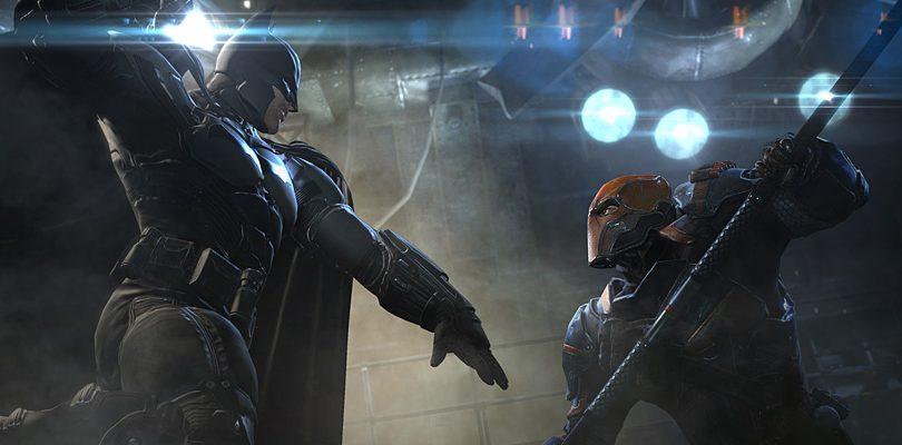 batman arkham origins deathstroke trailer