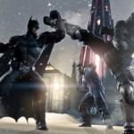 batman arkham origins fighting