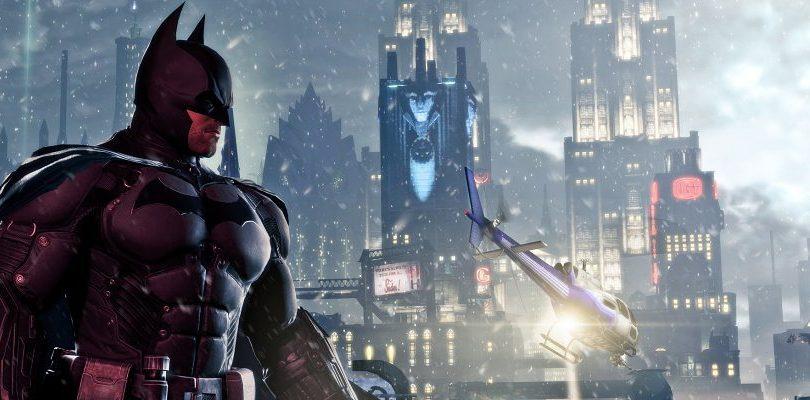 batman arkham origins trailer cover