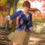 dead or alive 5 ultimate kasumi forest