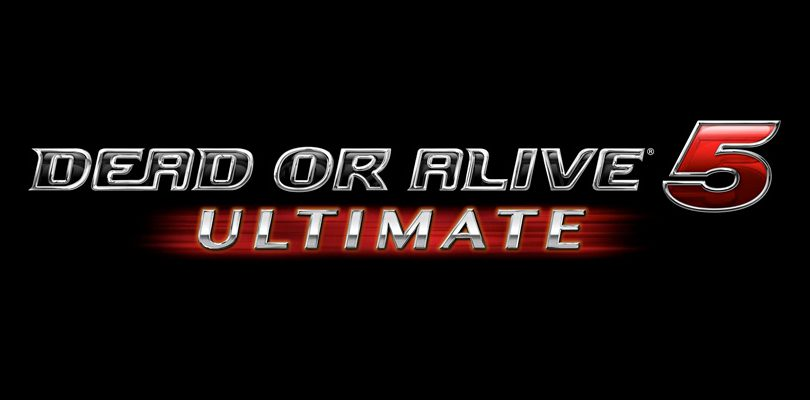 dead or alive 5 ultimate logo