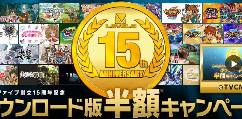 level 5 anniversary