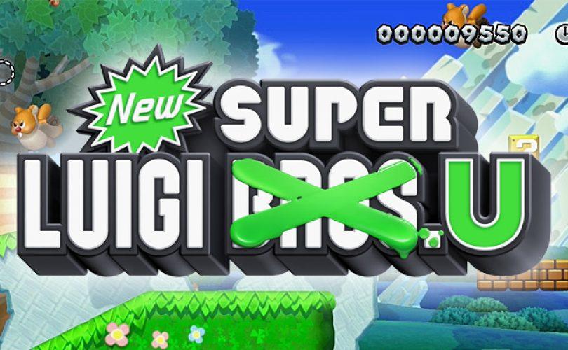 new super luigi u cover
