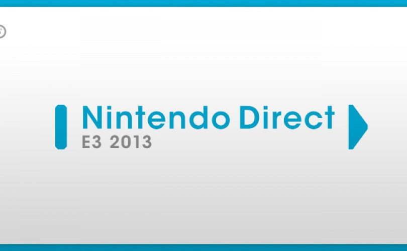 nintendo direct E3 2013