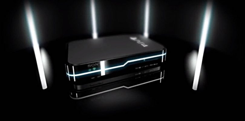 playstation 4 console design