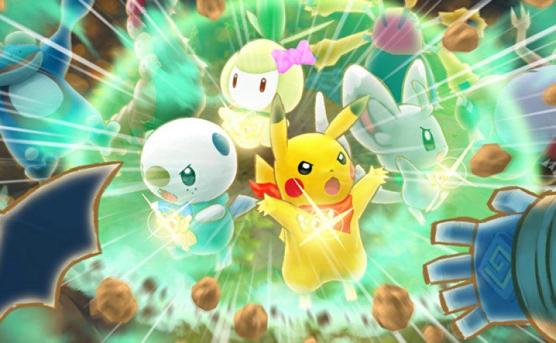 pokemon mystery dungeon i portali sull infinito cover