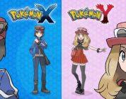pokemon x y cover trainer