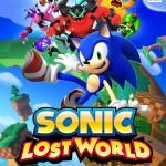 sonic lost world boxart WiiU