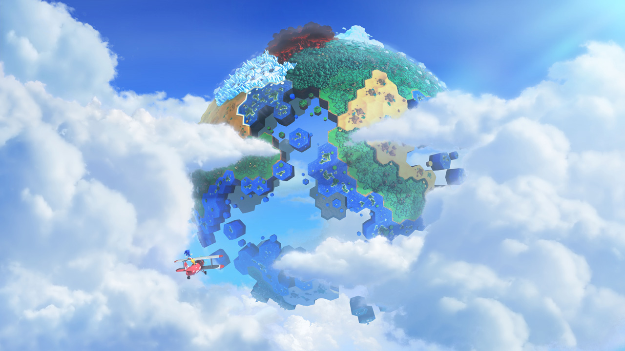 SEGA presenta Sonic Lost World in esclusiva su Nintendo 3DS e Wii U.