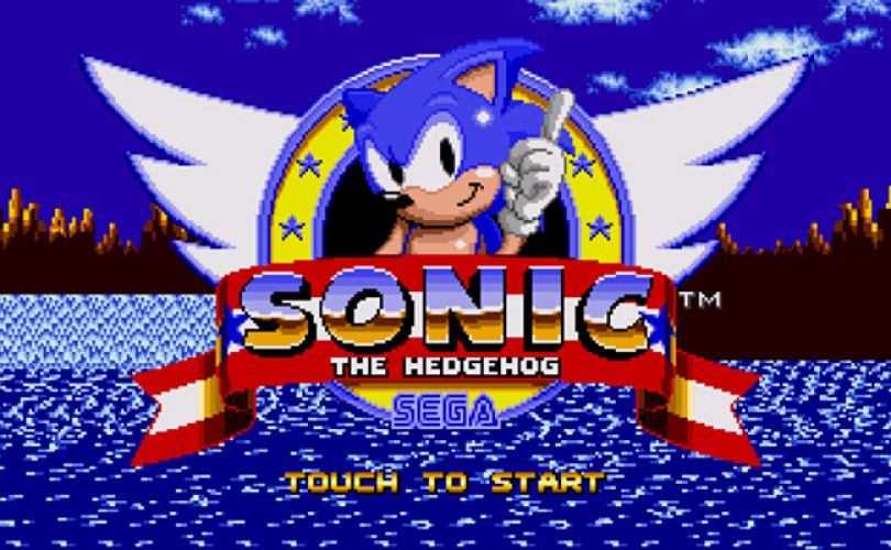 Sonic The Hedgehog disponibile su Android e iOS