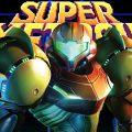 super metroid cover