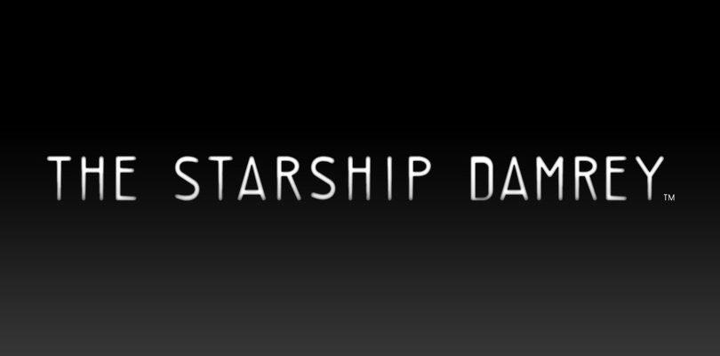 the starship damrey cover