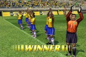 Vista la partnership con SEGA, forse i fan dei giochi di calcio potranno consolarsi con Virtua Striker su Virtual Console.  Forse.