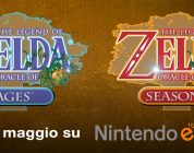 zelda oracle of age oracle of season nintendo 3DS eshop