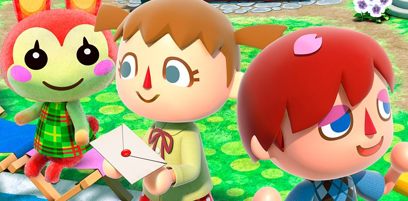 animal crossing new leaf eshop