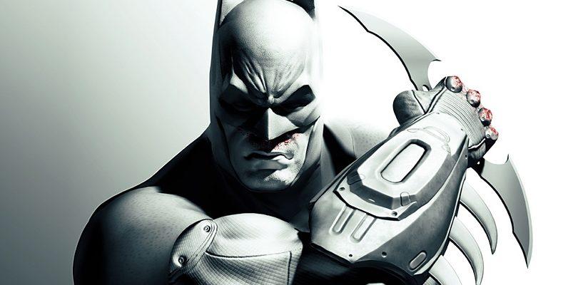 batman arkham city cover