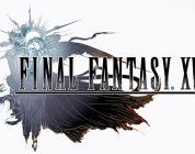 final fantasy xv cover logo