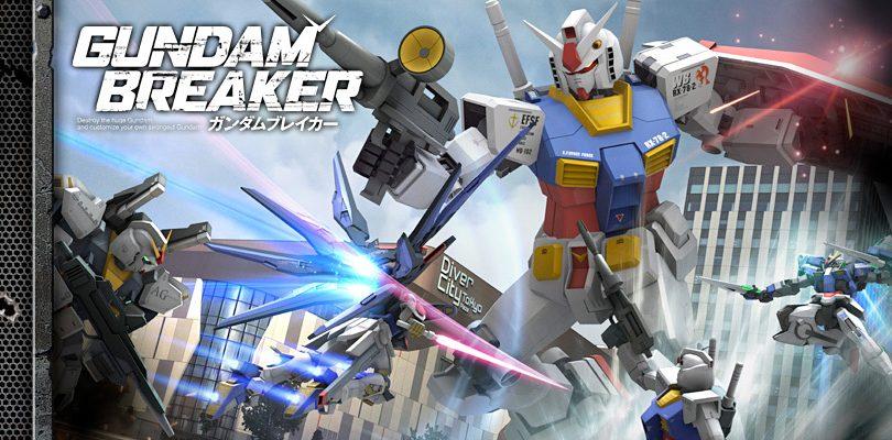 gundam breaker cover