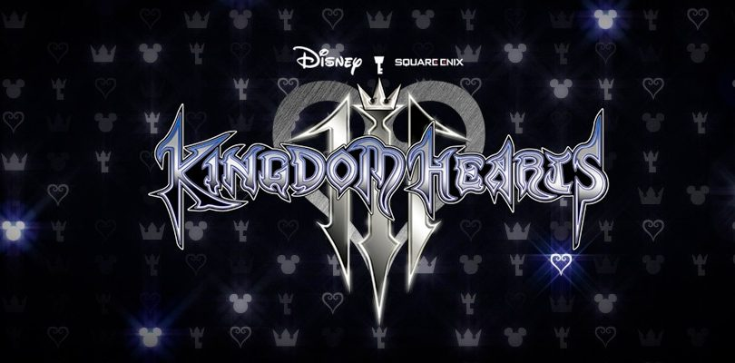 kingdom hearts 3 cover