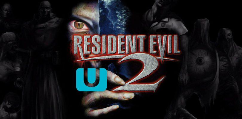 resident evil 2 wii u