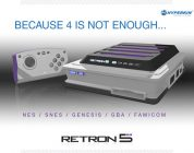 retron 5 cover