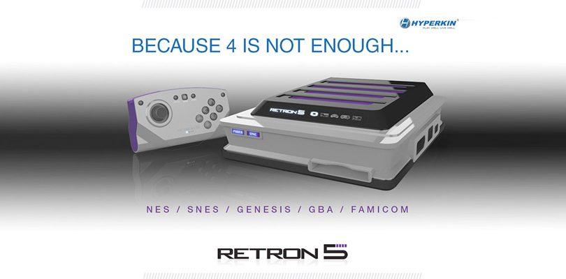 retron 5 cover