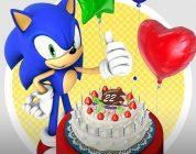 sonic 22 anniversary