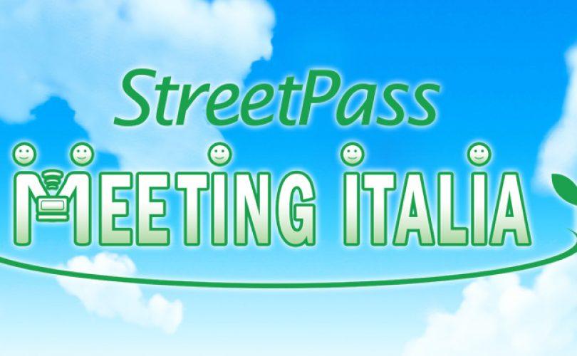 streetpass meeting italia cover
